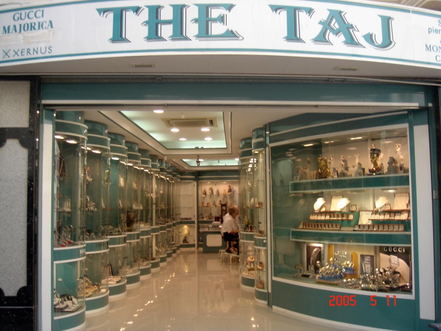 THE TAJ - NERJA